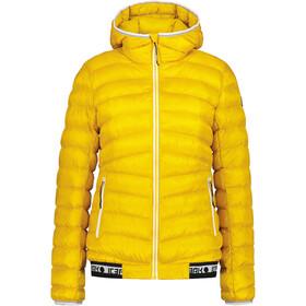 Icepeak DIX Jacket Women, geel
